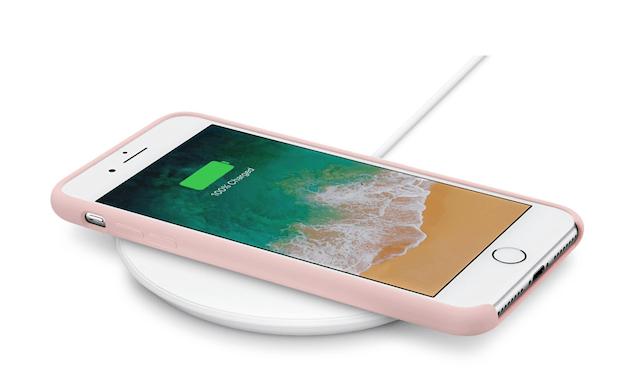 iPhone8 ワイヤレス充電器