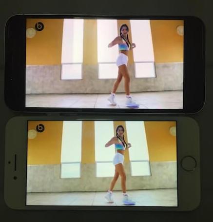 iPhoneX 動画