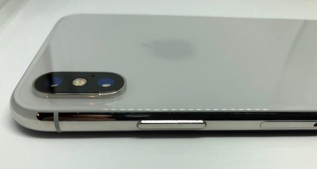 iPhoneX ステンレス