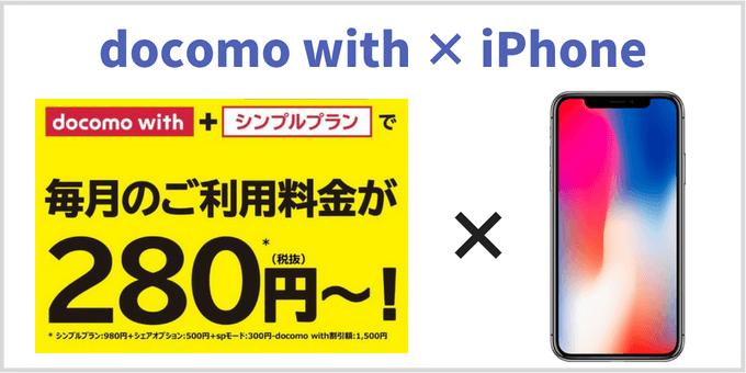docomo with iPhone 利用方法