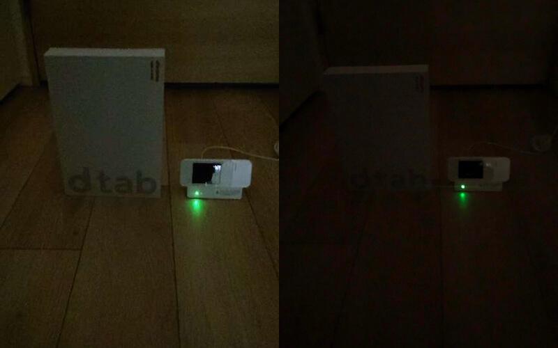 Xperia XZ2 Premium iPhoneX 暗所撮影 比較