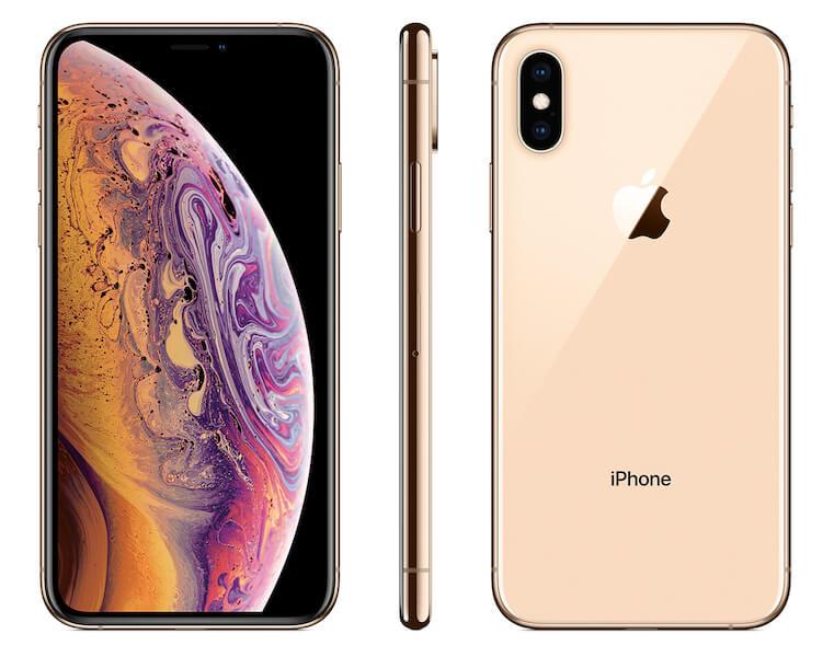iPhoneXS デザイン レビュー