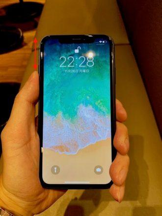 iPhone XS XR 持ちやすさ 比較