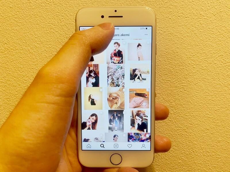 iPhone7 持ちやすさ 片手操作