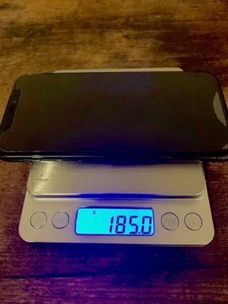 iPhoneXS 重い