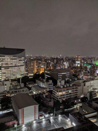 Google Pixel 3a 夜景撮影 綺麗