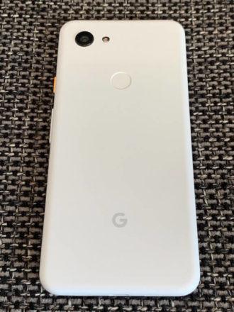 Google Pixel 3a デザイン