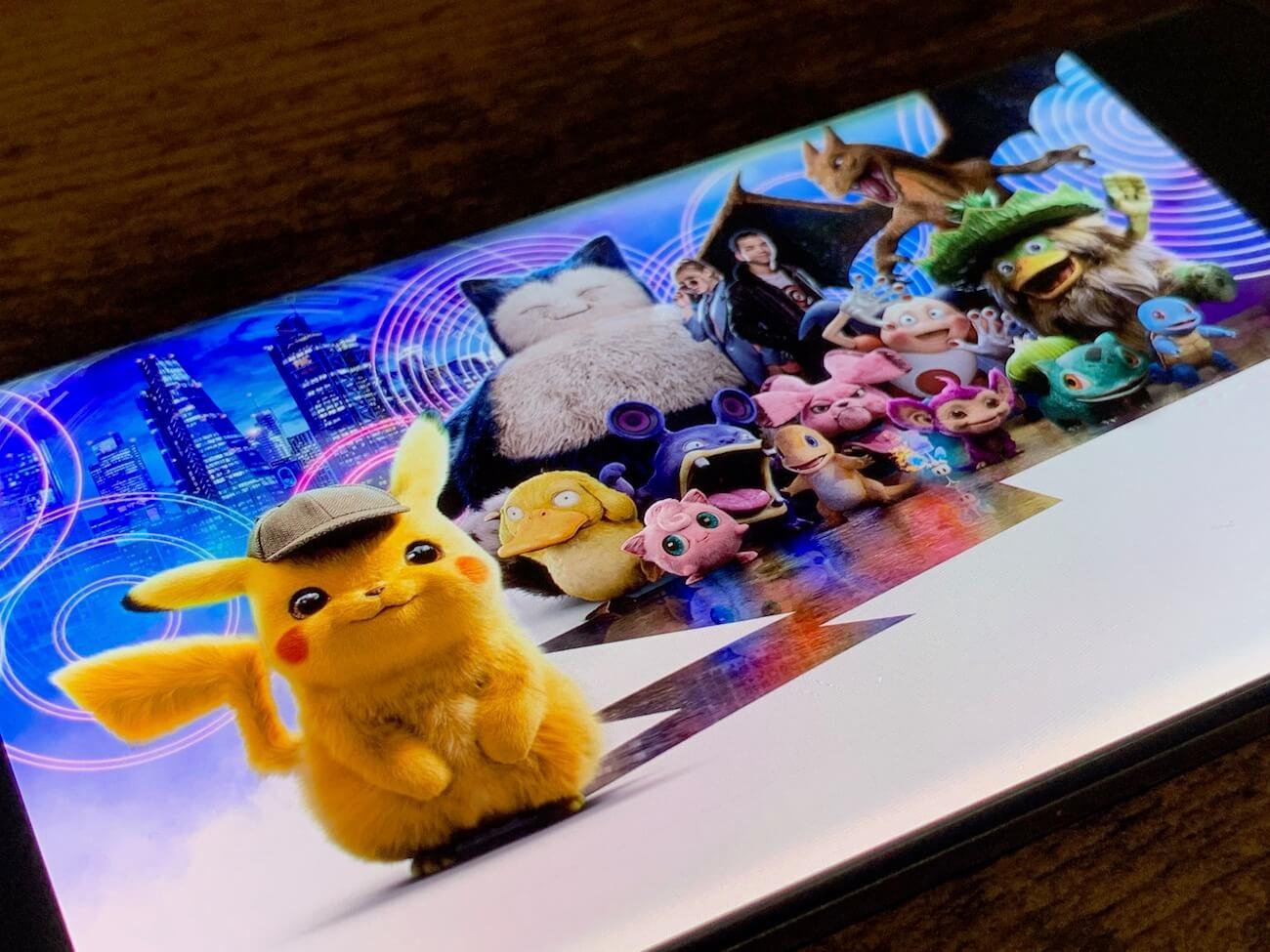 Galaxy S10 画面 画質