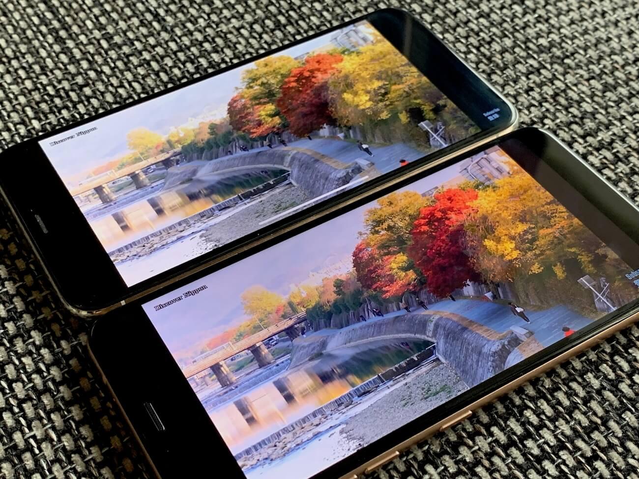 LG style2 ディスプレイ 高画質で大画面