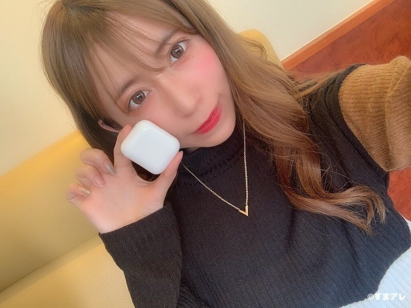 iPhone XS airpods おすすめ