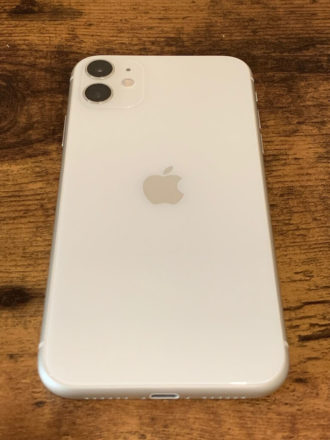 iPhone11 デザイン 背面