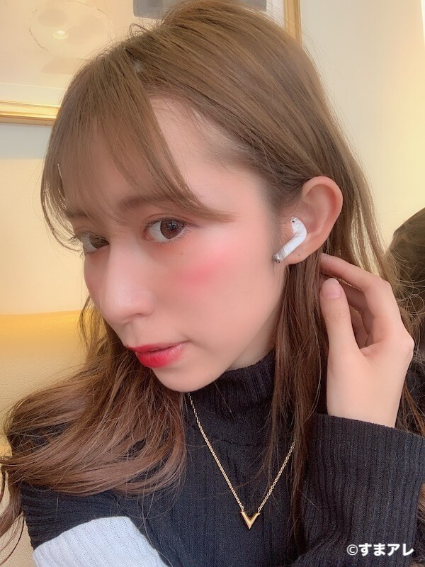 iPhone11 airpods