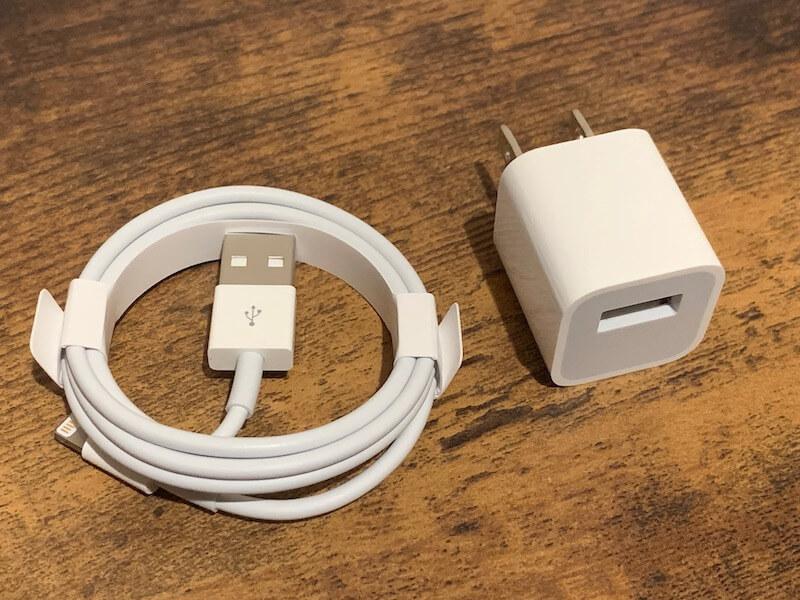 iPhone11 付属品 充電器