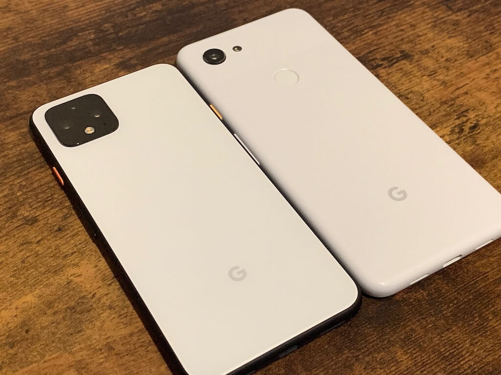 pixel4 pixel3a どっちが買い?