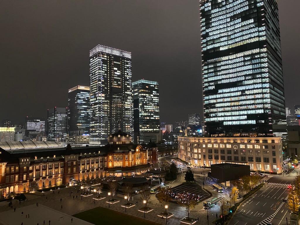 iPhone11 pro 夜景撮影