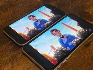 iPhone SE(第2世代) 画面の大きさ レビュー
