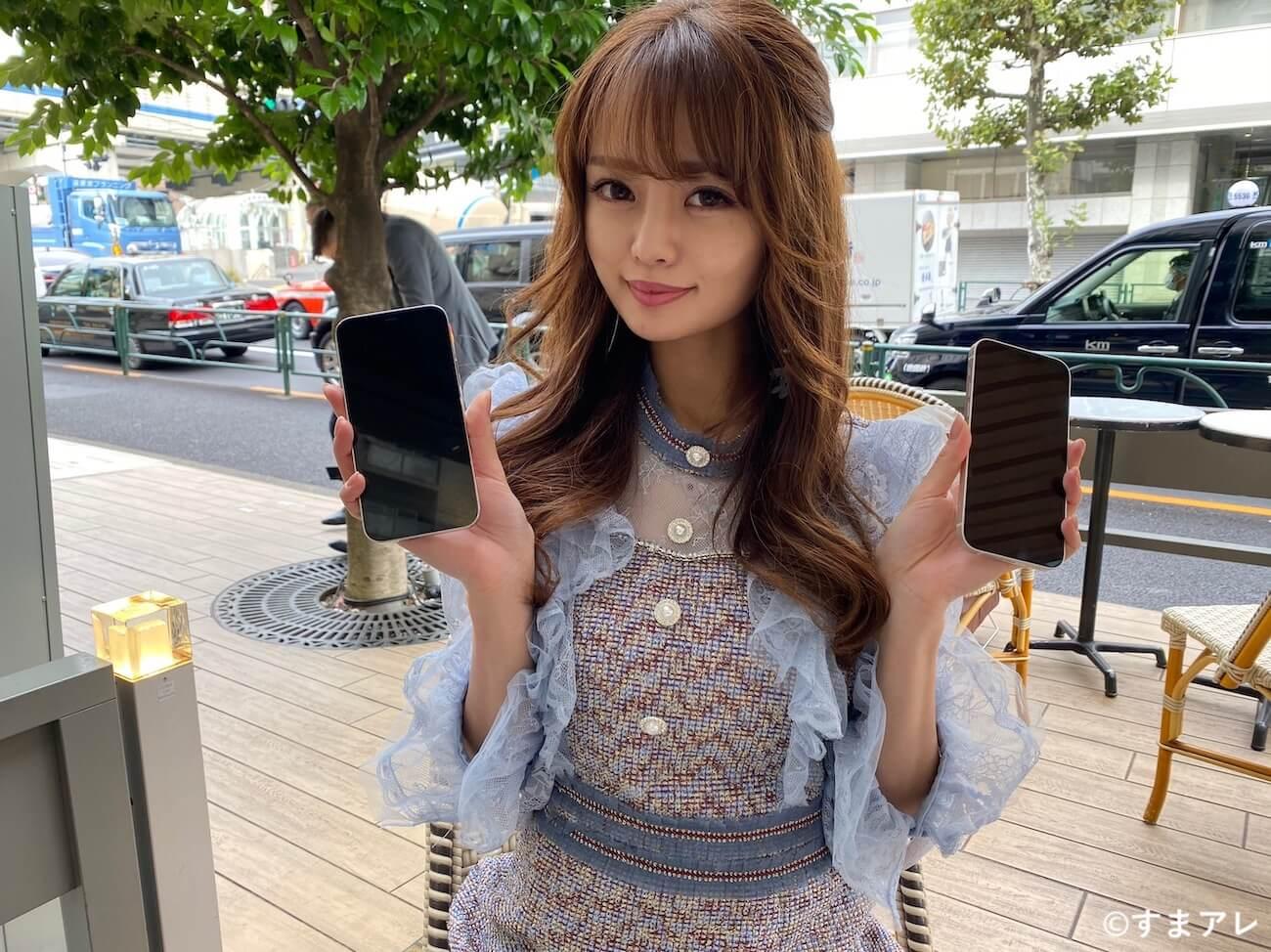 iPhone 12 Pro 画面 6.1インチ