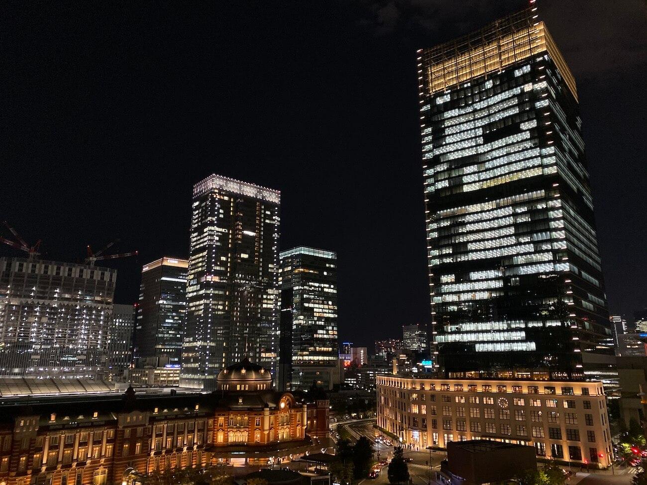 iPhone11 12 夜景撮影 比較