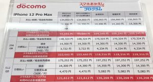 iPhone11 12 価格 比較