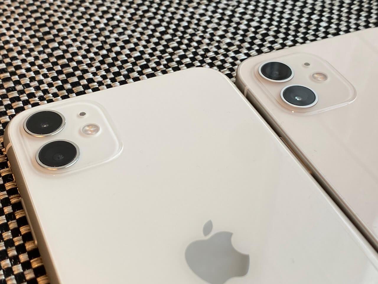 iPhone11 12 カメラ 比較